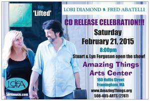 CD release show for Lori Diamond & Fred Abatelli