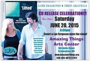 CD release show for Lori Diamond amp Fred Abatelli