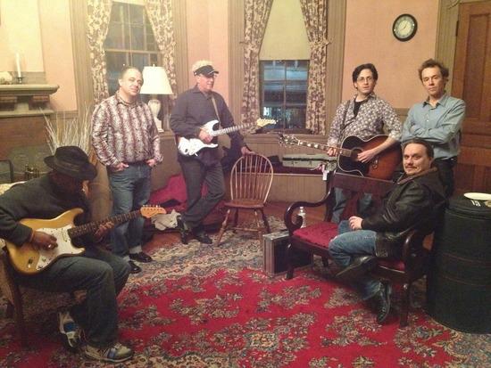 Benefit Concert at Club Passim  January 9 2013